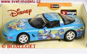 CHEVROLET CORVETTE DISNEY