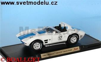 CHEVROLET CORVETTE GRAND SPORTS NO.12 1964