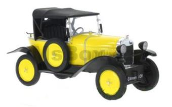 CITROEN 5 CV 1922 YELLOW