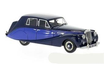 DAIMLER DB18 HOOPER EMPRESS 1950 BLUE
