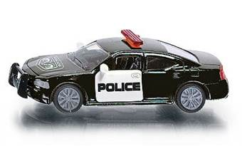 DODGE CHARGER US POLICE