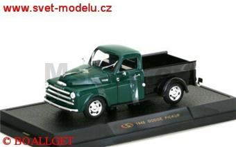 DODGE PICKUP 1948 GREEN