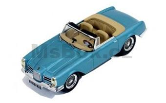 FACEL VEGA FACEL 6 1964 LIGHT METALLIC BLUE