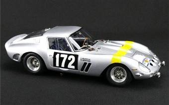 FERRARI 250 GTO No. 172 TOUR DE FRANCE 1964 LIMITED EDITION 1500 PCS.