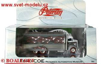 FORD COE PETERSEN  AUTOMOTIVE MUSEUM WHITE/GREY