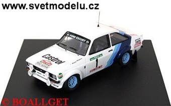Ford Escort Mk II 1979 World Champion 1st Portugal