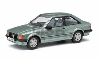 Ford Escort Mk3 1,6 Ghia RHD Crystal Green