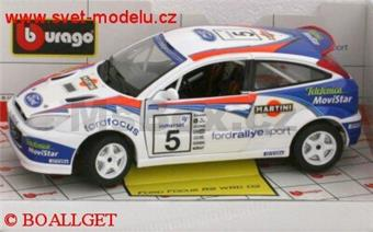 FORD FOCUS WRC NO.5