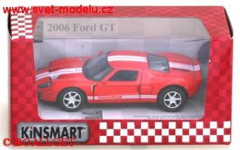 FORD GT 2006 PULL-BACK WINDOW BOX