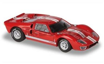 FORD GT 40 MK. II. RED 1966