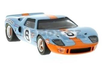 FORD GT40 GULF No.6 ICKX / OLIVER 24H LE MANS 1969