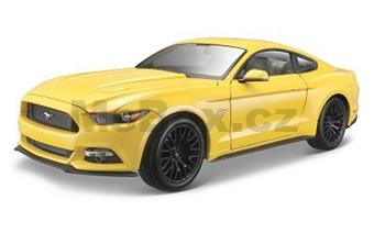 FORD MUSTANG GT 2015 YELLOW