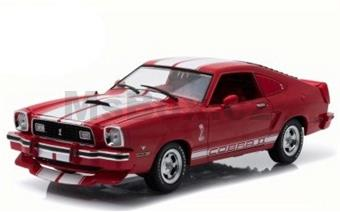 FORD MUSTANG II KING COBRA T-TOP 1978 RED