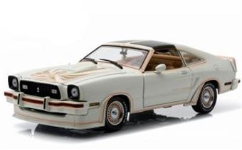 FORD MUSTANG II KING COBRA T-TOP 1978 WHITE
