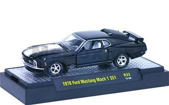FORD MUSTANG MACH 1 351 1970
