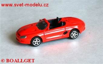FORD MUSTANG MACH 3 1993 RED