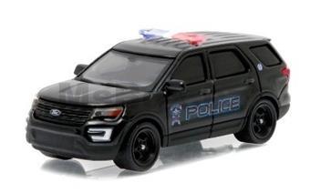 FORD POLICE INTERCEPTER UTILITY 2016 FISHERS INDIANA POLICE