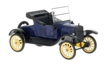 FORD T RUNABOUT 1925 BLACK