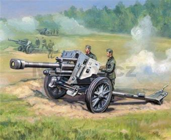 GERMAN 105mm HOWITZER LeFH 18/18m