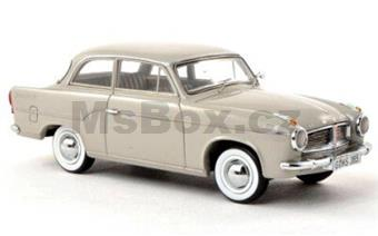 GOLIATH HANSA 1100 1958 GREY