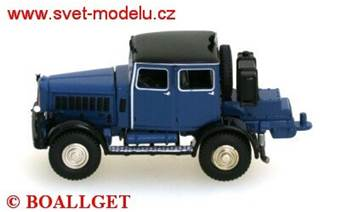 HANOMAG SS100 BLUE LIMITED EDITION 1000 PCS.