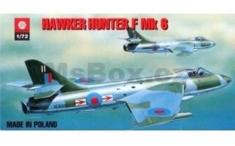 HAWKER HUNTER F Mk.6