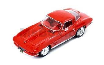 HEVROLET STING RAY SPORT COUPE 1964 RED