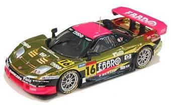 HONDA NSX 2004 JGTC GT300 M-TEC Co. Ltd. - M-TEC EBBRO (Suzuka 1000km spec)
