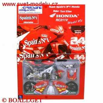 HONDA RC211V 2006 NO. 24 TONY ELIAS KIT