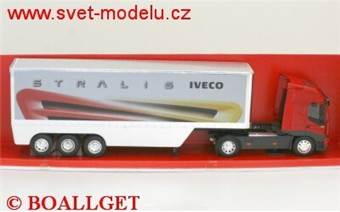 IVECO ELECTROPLATE CONTAINER