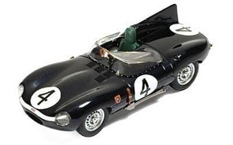 Jaguar D #4 N.Sanderson - R.Flockhart Le Mans 1956
