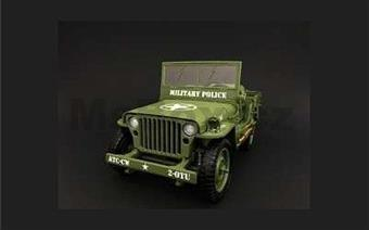 JEEP WILLYS MILITARY POLICE 1944 LIMITED EDITION 360 PCS.