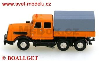 KAELBLE KDV SCHWERLASTZUGM. ORANGE LIMITED EDITION 1000 PCS.