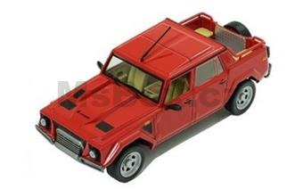 LAMBORGHINI LM 002 1986 RED