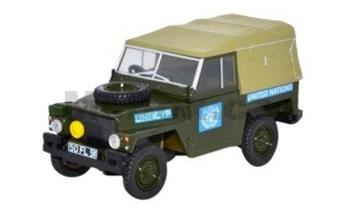 LAND ROVER 1 / 2 TON LIGHWEIGHT UNITED NATIONS