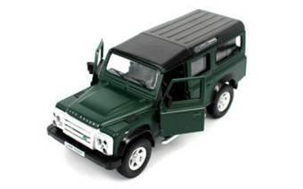 LAND ROVER DEFENDER PULL BACK