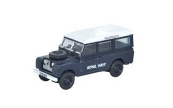 LAND ROVER SERIE II STATION WAGON ROYAL NAVY