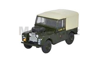 LAND ROVER SERIES I 88 CANVAS 6th TRAINING REGIMENT RCT