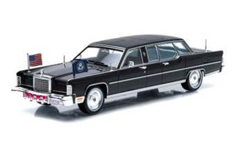 LINCOLN CONTINENTAL GERALD FORD 1972