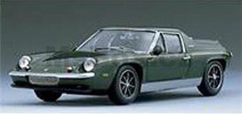 LOTUS EUROPA SPECIAL UK VERSION RHD GREEN