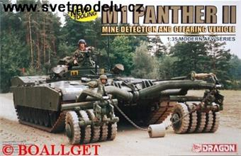 M1 PANTHER II MINE DETECTION AND CLEARING VEHICLE