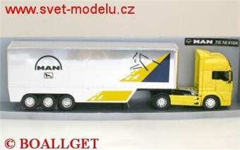 MAN TG18.410A POT BELLY 40´CONTAINER
