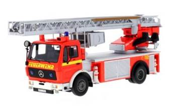 MERCEDES-BENZ 1422 METZ FIRE