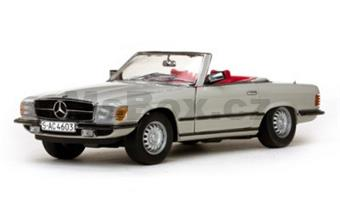 MERCEDES-BENZ 350 SL OPEN 1977 GREY