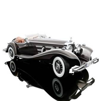 MERCEDES-BENZ 500 K SPECIAL ROADSTER 1934 LIMITED EDITION 2000PCS.