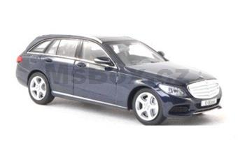 MERCEDES-BENZ C-CLASS T-MODEL S205 2014 DARK BLUE