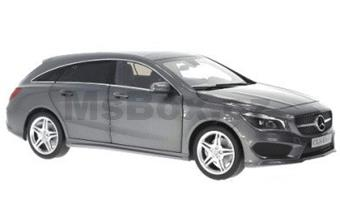 MERCEDES-BENZ CLA CLASS SHOOTING BREAK GREY