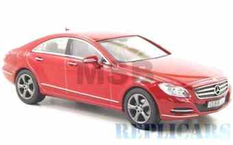 MERCEDES-BENZ CLS C218 2011 RED
