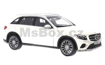 MERCEDES-BENZ GLC WHITE