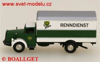 MERCEDES-BENZ L6600 BP-RENNDIENST  LIMITED EDITION 1000 PCS.
